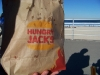 Burger King sur la Beach !